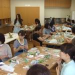 H22.7.17プリザーブドフラワー教室-blog 006
