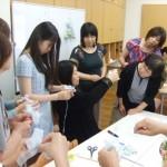 H22.7.17プリザーブドフラワー教室-blog 012