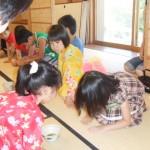H22.7.21こども茶道教室-blog 016