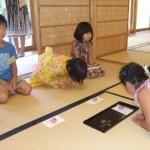 H22.7.21こども茶道教室-blog 013