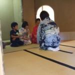H22.8.4こども茶道教室ーblog 012